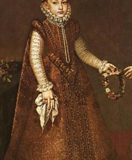 Spain–mid 16th century