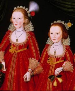England–late 16th century