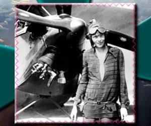 31 Heroines of March 2010: Amelia Earhart
