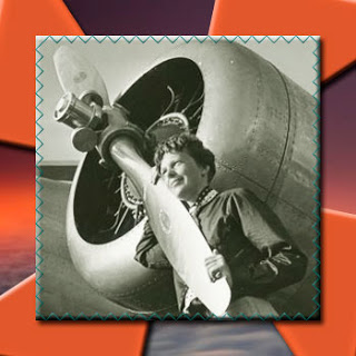 31 Heroines of March 2010: Amelia Earhart