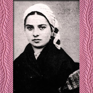 31 Heroines of March 2010: St. Bernadette