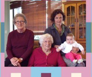 31 Heroines of March 2012: Dorothy Mavis Carter