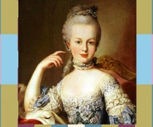 31 Heroines of March 2012: Marie Antoinette