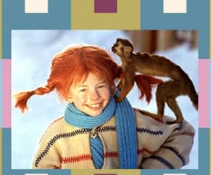 31 Heroines of March 2012: Pippi Longstocking