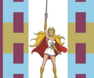 31 Heroines of March 2012: She-Ra