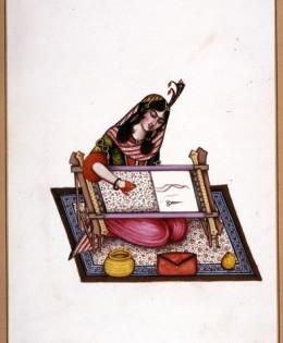 Persia–mid 19th century