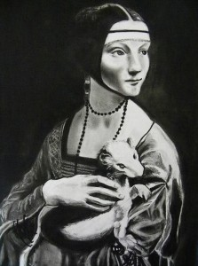 essay about the lady with an ermine