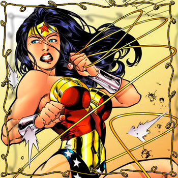 31 Heroines of March 2010: Wonder Woman