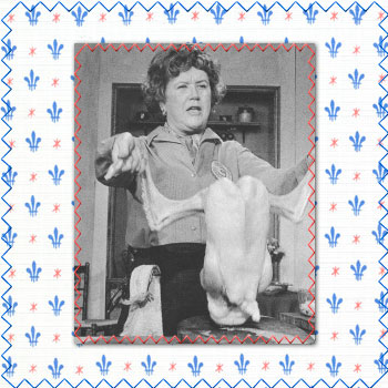 31 Heroines of March 2010: Julia Child