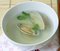 Hamaguri Ushio-jiru (Japanese Clear Clam Soup
