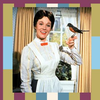 31 Heroines of March 2012: Julie Andrews