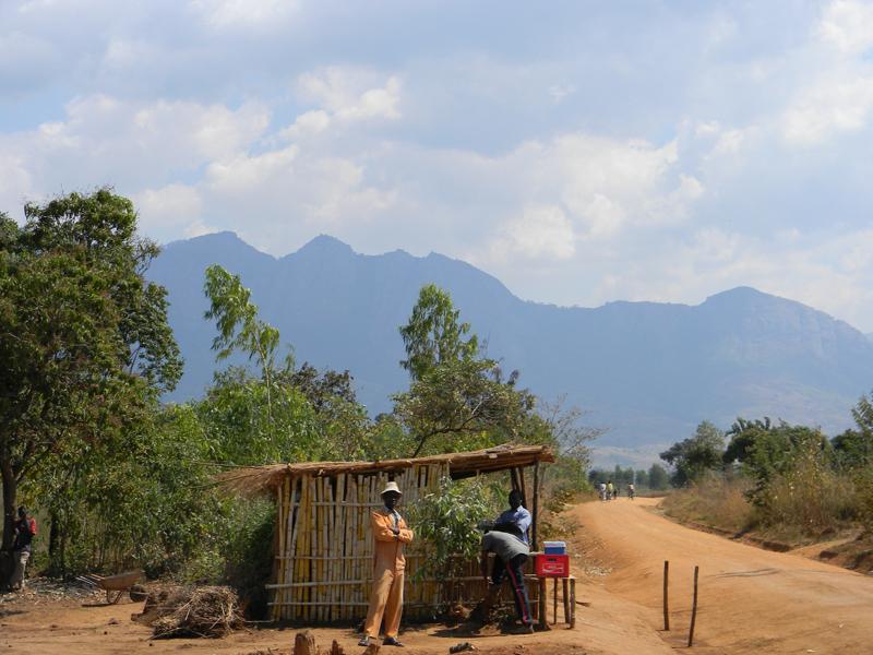 Landscape shot - Zomba