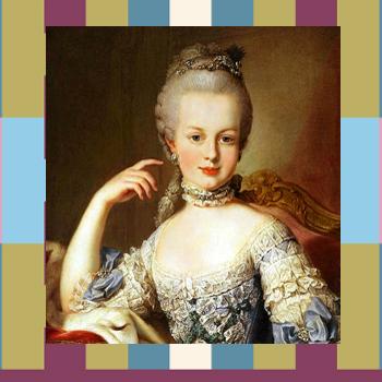31 Heroines of March 2012: Marie Antoinette