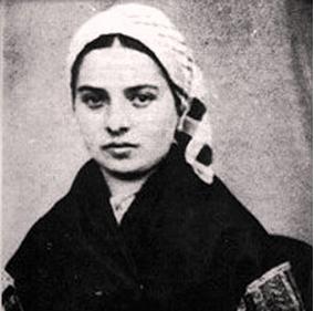 Virginal Visionary Bernadette