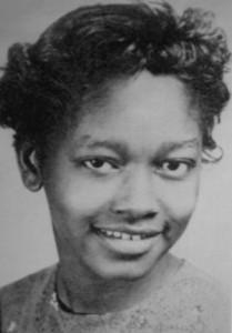 Claudette Colvin in 1955.