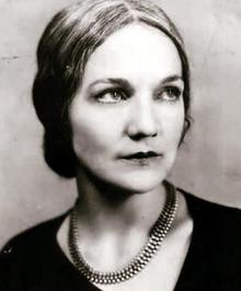 Katherine Anne Porter, a writer who allowed her passions to guide her and lead her into literary fame.
