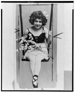 Lillian Leitzel in 1931.