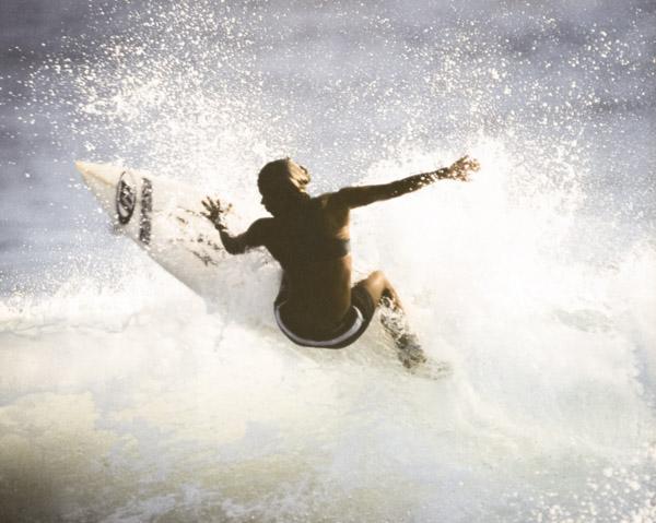 Tita Tavares, 1999. Image courtesy Encyclopedia of Surfing.