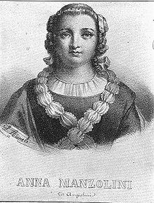 Anna Morandi Manzolini. Image from Wikipedia.