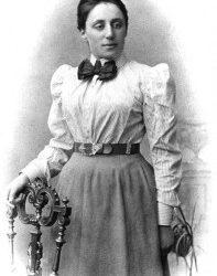 STEM Girls: Emmy Noether