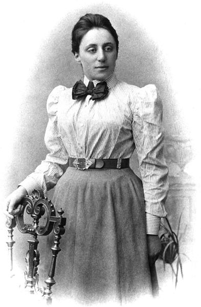 STEM Girls: Emmy Noether