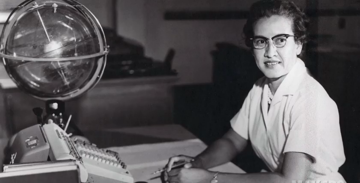 STEM Girls: Katherine Johnson