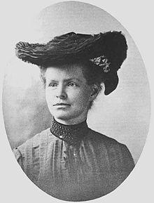 Nettie Stevens. Image from Wikipedia.