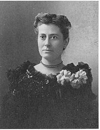 Williamina Paton Stevens Fleming. Image from Wikipedia.