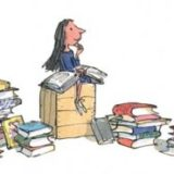 Literary Girls: Matilda Wormwood (Matilda)