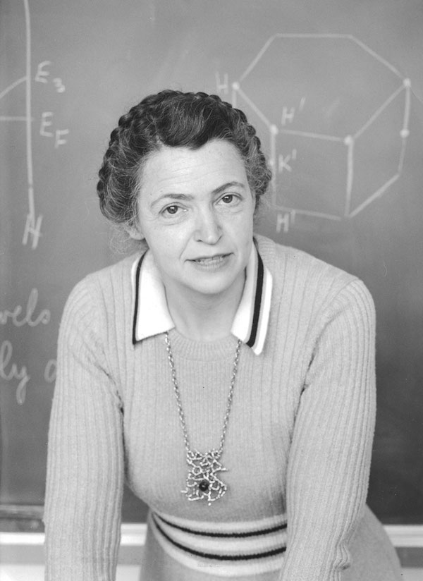 STEM Girls: Mildred Dresselhaus