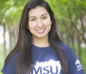 STEM Girl Spotlight: Perla Bustillos