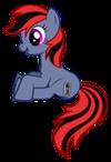 Gamer Pony 100px