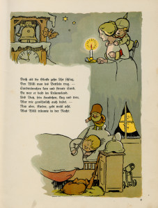 Hurray! A war picture-book, 1915, Herbert Rikli, Staatsbibliothek zu Berlin.