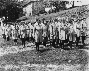 Farmettes during WWI
