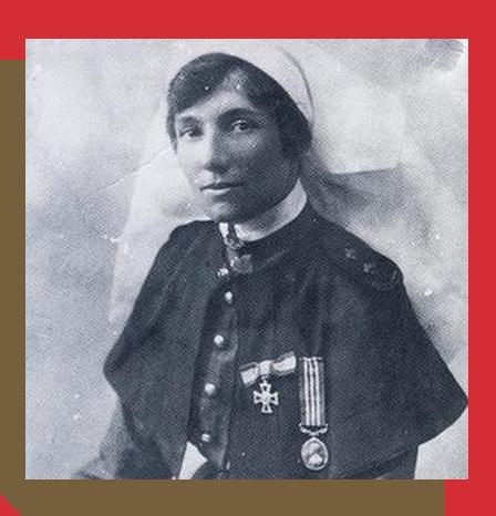 Major Alice Ross-King