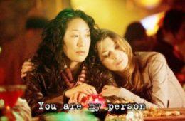 Celebrating Female Friendships on TV: Grey's Anatomy