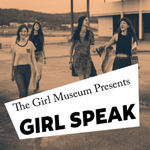 GirlSpeak podcast logo