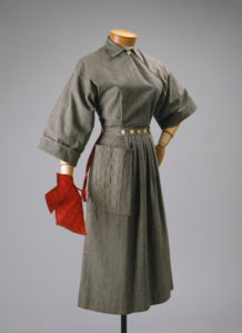 4. Pop-Over Dress, 1940s.
