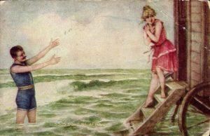 Poscard circa 1910.