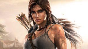 Lara Croft from the 2013 reboot of Tomb Raider