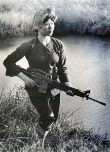 Girls Undercover: Women Spies of the Viet Cong ~ Girl Museum