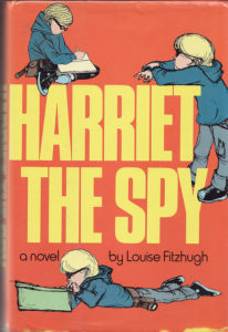 Girls Undercover: Harriet the Spy