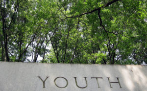 The theme of the 2016 International Youth Day is The Road to 2030: Eradicating Poverty and Achieving Sustainable Production and Consumption. (Image credit: John Taylor)
