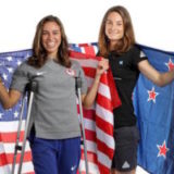 Olympic Girls: Nikki Hamblin and Abbey D'Agostino