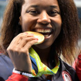 Olympic Girls: Simone Manuel