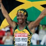 Olympic Girls: Shelly-Ann Fraser-Pryce