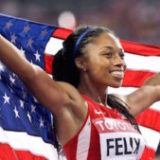 Olympic Girls: Allyson Felix