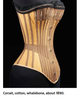 Review: Undressed: A Brief History of Underwear exhibition