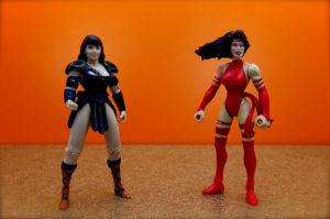 Xena action figures
