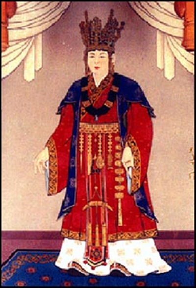 Queen Seondeok of Silla